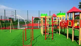 Детская площадка 2021 год