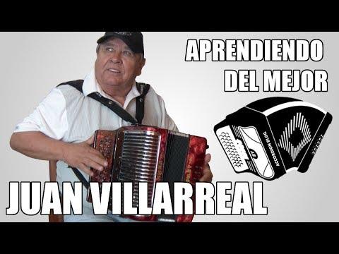 Clases de Acordeón con Juan Villarreal