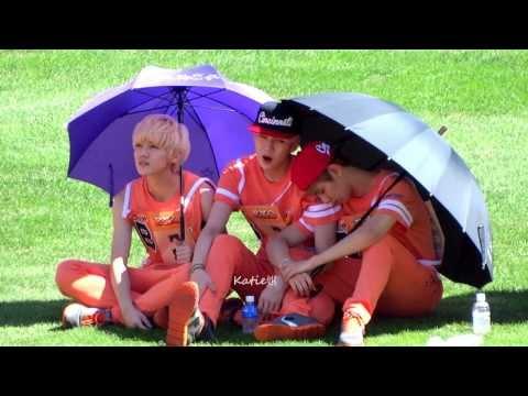 130903 HUNHAN cut @ MBC Idol Championship (exo Se