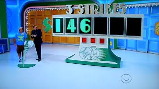 The Price is Right - 3 Strikes - 11/22/2013