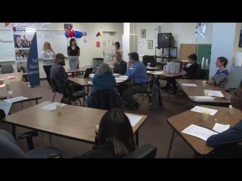 A Pitch of 'HOPE' - Business Development Competition in Denver Public Schools