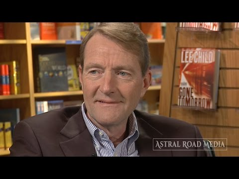Writers on Writing: Lee Child on Starting Writing After 40