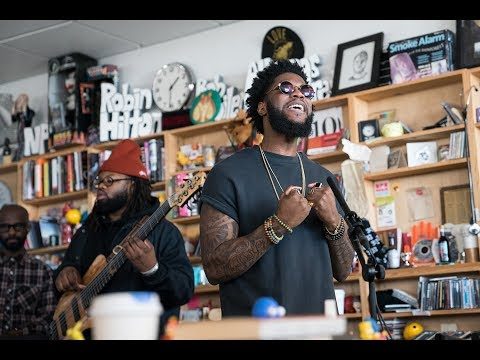 Big K.R.I.T.: NPR Music Tiny Desk Concert