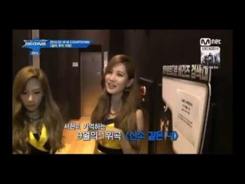 Seohyun singing Shinee's Love Like Oxygen