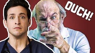 Harsh Criticism From a Doctor | How To Diffuse Any Argument!