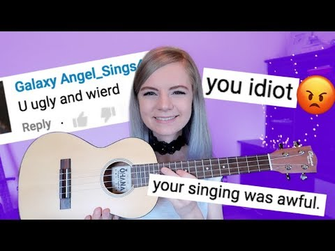 I wrote a song using only hate comments!