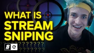 What is Stream Sniping? The Craze Terrorizing Twitch's Biggest Stars