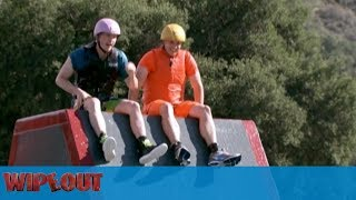 Wipeout Space Race: Blind Dates!