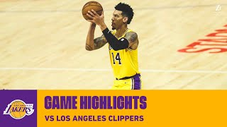 HIGHLIGHTS | Danny Green (28 points) vs. Clippers (10/22/19)