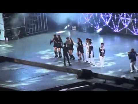 SMTOWN Shanghai ending - hope 141018
