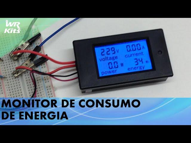 MONITOR DE CONSUMO DE ENERGIA