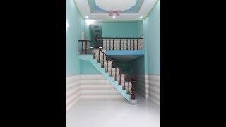 Nhà cấp 4 1 trệt 1 lửng diện tích 98m2 thiết kế 3 phòng ngủ