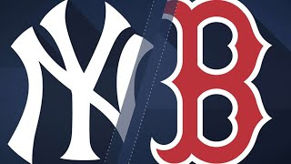 8/18/17: Red Sox top Yankees in back-and-forth affair