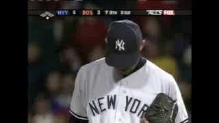 Game 4 of the 2004 ALCS - Mariano Rivera's blown save