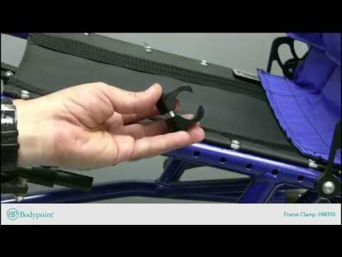 Bodypoint | How to Install the Frame Clamp