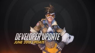 Overwatch releases a Developer Update for June