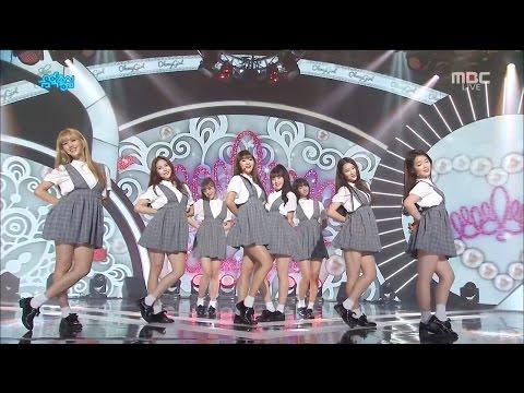 오마이걸_한발짝 두발짝/OH MY GIRL_Step by Step/교차편집_Stage Mix 1080p 60f