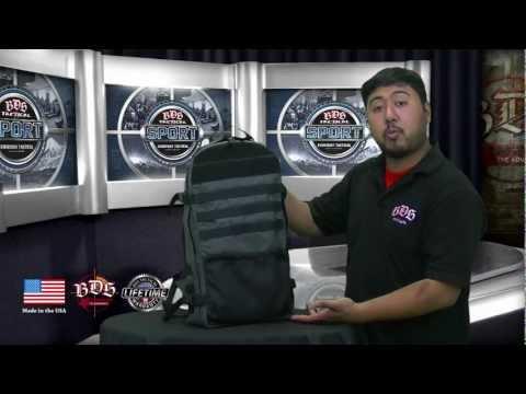 BDS Tactical Sport Huntington Slimline Pack