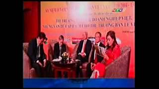 Kỷ niệm 10 năm ngày Doanh nhân Việt Nam 13/10/2014 HTV9