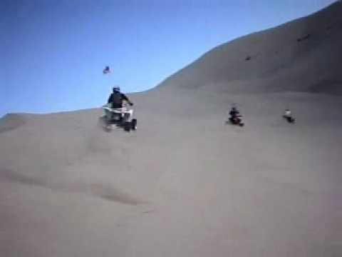 ATV Helmet Cam St. Anthony Idaho
