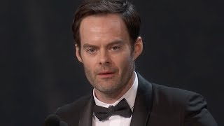 70th Emmy Awards: Bill Hader Wins For Outstanding Lead Actor In A Comedy Series