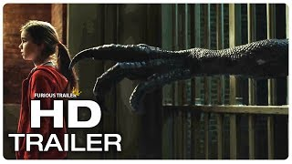 JURASSIC WORLD 2 Indoraptor Attacks Little Girl Trailer (NEW 2018) Jurassic Park Movie HD