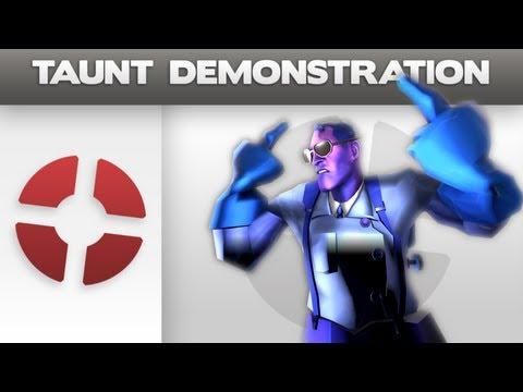 Taunt Demonstration Pop It Don T Drop It Crazyhalo Tf2