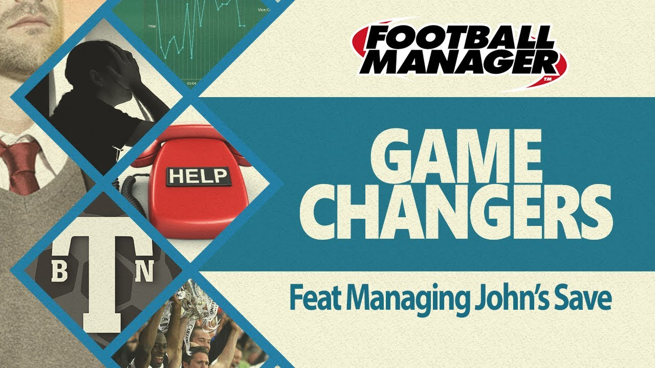 Gamechanger What if I managed your save on Football Manager 2020