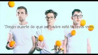 Fun. - One Foot (SUBTITULADA AL ESPAÑOL)