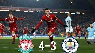 When Liverpool got REVENGE on Manchester City