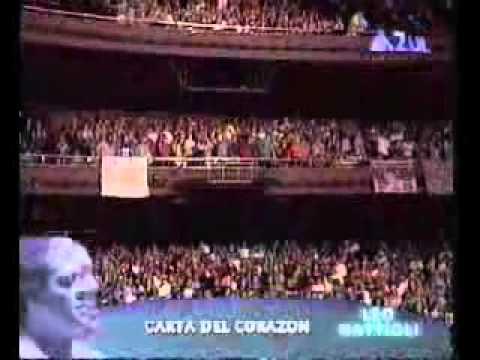Carta al Corazon - Vivo - AZUL TELEVISION