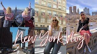 New York City Travel Vlog | April 2017