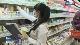 В Омске увеличилось число предприятий, которые стали работать по доставке продуктов питания
