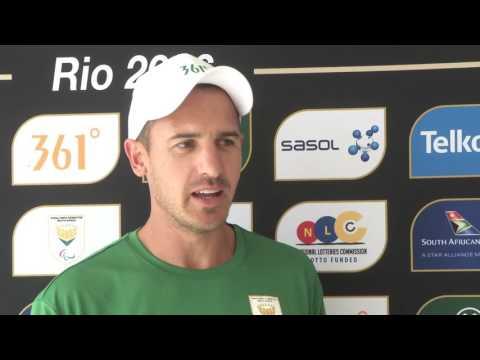 Team SA Paralympics 2016  Sasol Highlights Package   Arnù Fourie
