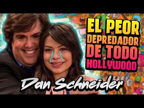 DAN SCHNEIDER: EL PEOR DEPREDADOR DE TODO HOLLYWOOD (Nickelodeon)