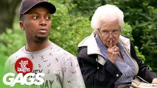Granny Found Dealing Drugs
