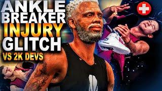 Uncle Drew INJURES Team Of 2K Devs With ANKLE BREAKER INJURIES... Instant Ankle Breaker Cheat