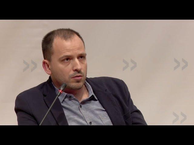 Константин Сёмин.  Выступление на пленарном заседании в Уфе, 24.04.2018
