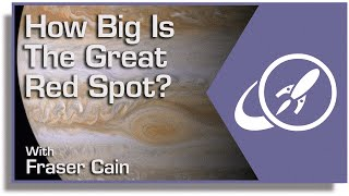 How Big is the Great Red Spot?