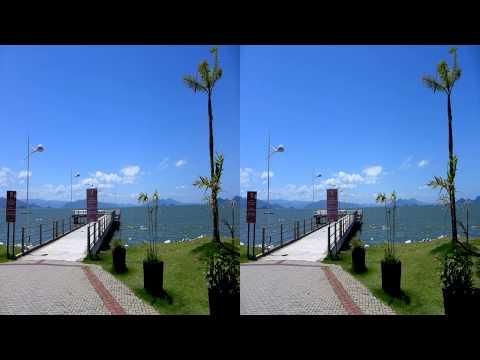 3D - Florianópolis - Visões Beira Mar Norte (Jan/2015)