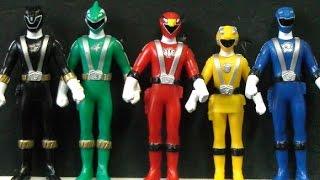 power rangers RPm figure toy 파워레인저 엔진포스 피규어 장난감