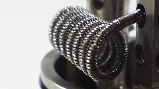 Razor Clapton Coil For Cloud Chasing Super Angry Coil