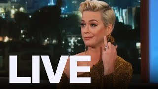 Katy Perry Talks Engagement To Orlando Bloom | ET Canada LIVE