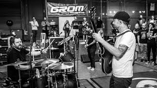 """Rise Against + Moby - Skate Lab (Secret Show) - Minor Threat """"In My Eyes"""" Cover"""