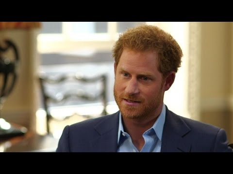 Prince Harry Opens Up on Princess Diana, Having Kids & What Drives Him in Candid New Interview