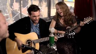 The Lone Bellow Perform