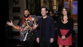 Saturday Night Live Paul Rudd; DJ Khaled   AfterBuzz TV