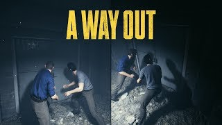 A Way Out - Játékmenet Trailer