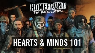 Homefront: The Revolution - 'Hearts and Minds 101'