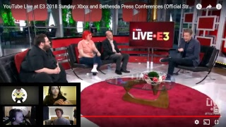 E3 2018 Stream -  Bethesda